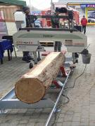 Band sawmill in stock