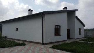 New house in the new cottage in Kharkov
