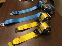 Разблокировка ремней безопасности после ДТП ремонт ремней и пиро