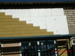 Сайдинг бетонний фасадний декоративний Донрок