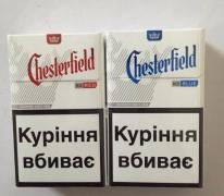 Сигарети Chesterfield (Blue, Red) (330$) оптом