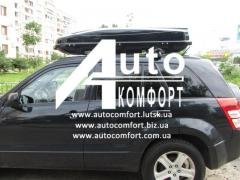 Tuning External Aeropoxy car (box-roof rack auto)